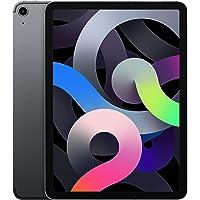 Apple iPad Air (de 10.9 pulgadas, con Wi-Fi + Cellular y 256 GB) - Gris espacial (Ultimo Modelo, 4.ª generación)