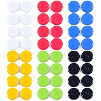 Amazon.com: Elcoho - Lote de 24 fundas para lentes de ...