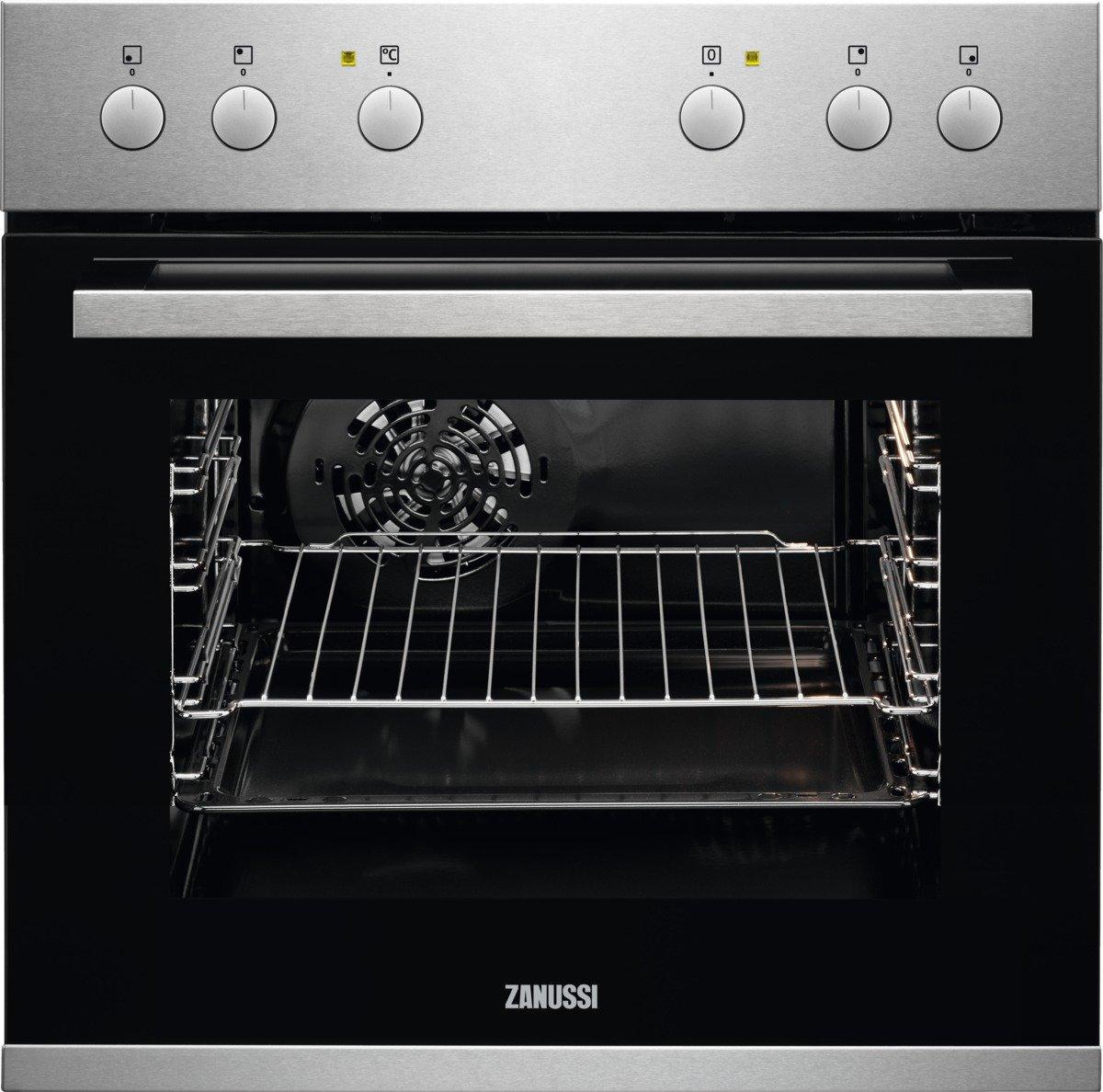 Zanussi ZOU 20612 Xu empotrable de horno/acero inoxidable/A: Amazon.es: prokira