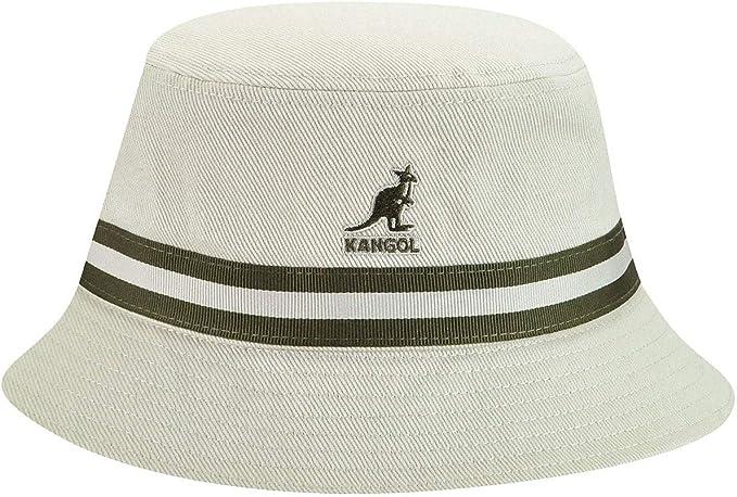 Kangol Stripe Casual Gorro de Pescador Unisex Adulto