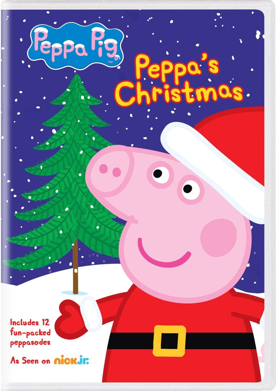 Peppa Pig Christmas.Amazon Com Peppa Pig Peppa S Christmas Neville Astley