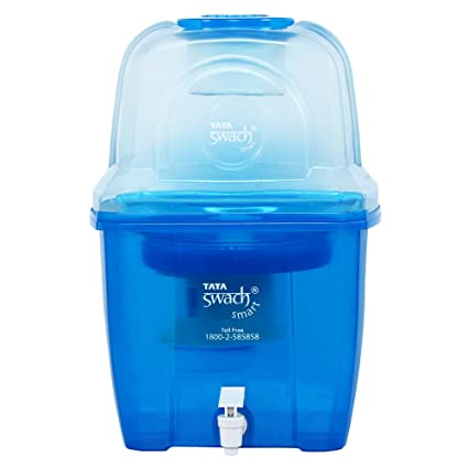 Get 26% OFF On Tata Swach Non Electric Smart Water Purifier
