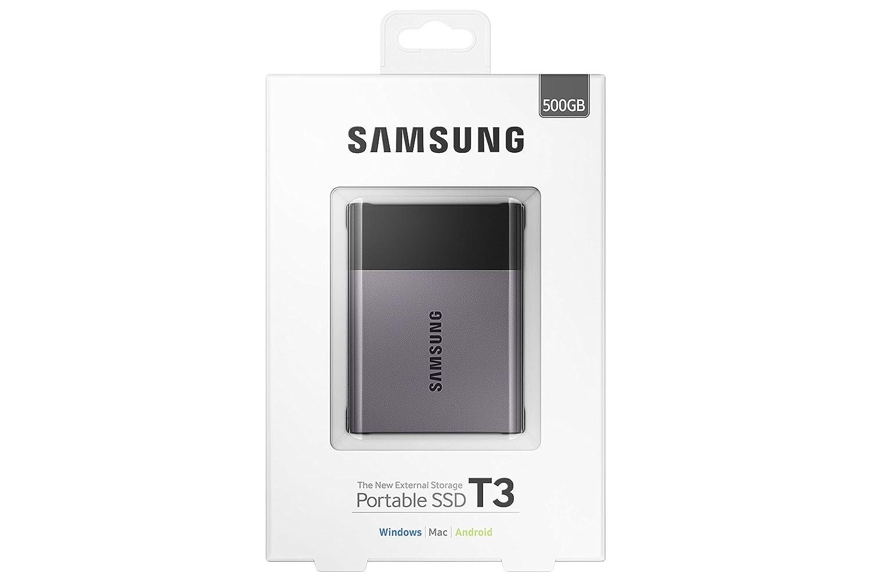 Samsung MU-PA1T0B//EU Portable SSD T5 1TB