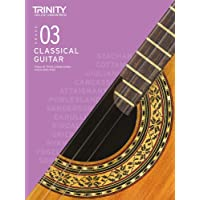 Trinity College London Classical Guitar Exam Pieces 2020-2023:
