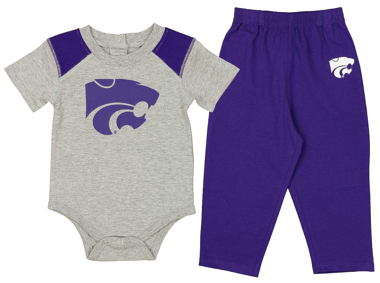Ellipse Creeper /& Pant Set Team Variation 12M-24M OuterStuff NCAA Infant