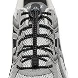 LOCK LACES USA (Elastic No Tie Shoelaces) - Lock them once and break free from tying them all day!