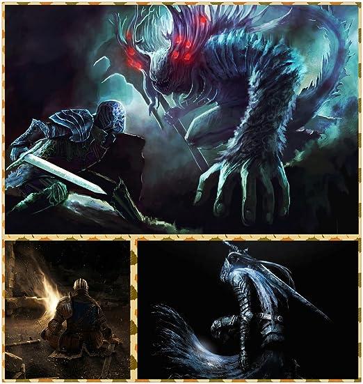Dark Souls Customized 14x15 Inch Silk Print Poster Seda