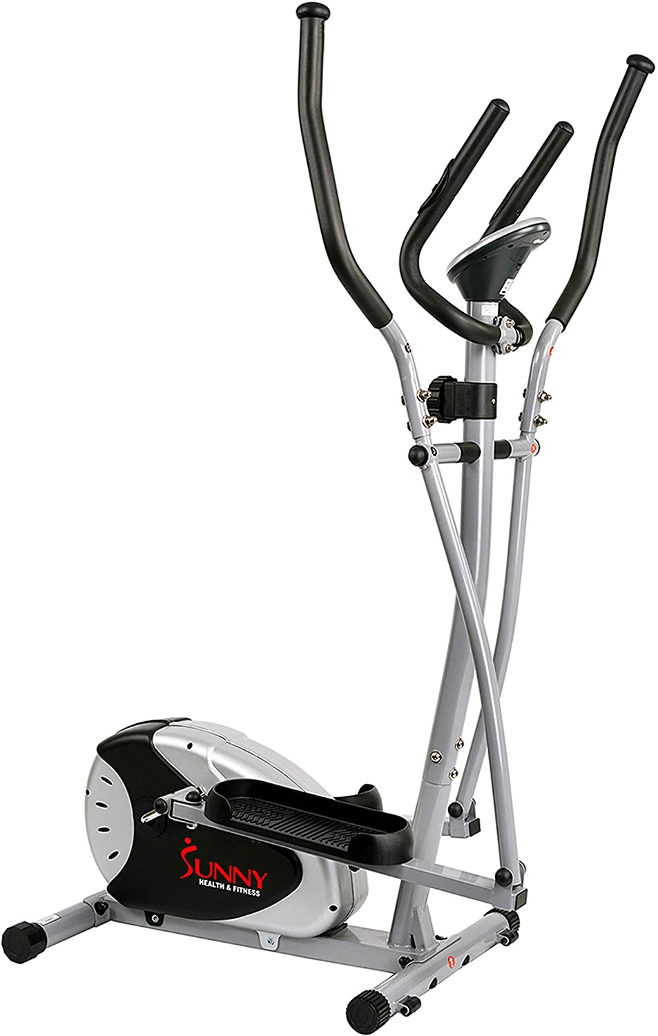 Sunny Health & Fitness SF-E905 Elliptical Machine Cross Trainer