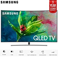 Deals on Samsung QN55Q7CNA 55-in Q7CN QLED Curved Smart 4K UHD TV