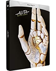 Alita : Battle Angel [4K Ultra HD SteelBook]