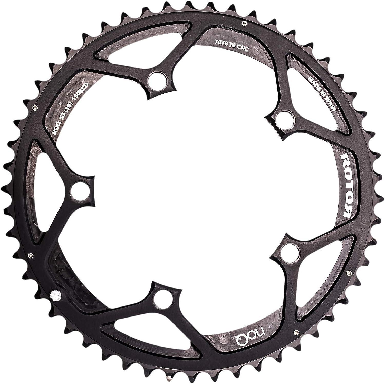 Rotor C01 – 501 – 15040 a-0 Tablett Fahrrad-Unisex Erwachsene, Schwarz