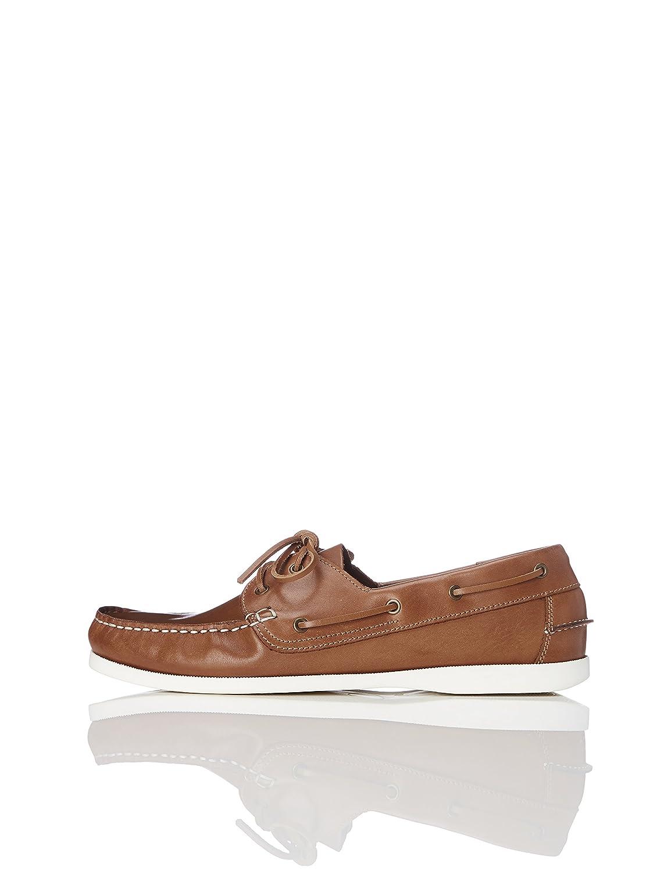 Find Zapatos Náuticos Hombre 40 EU Marrón (Camel) Zapatos de moda en línea Obtenga el mejor descuento de venta caliente-Descuento más grande