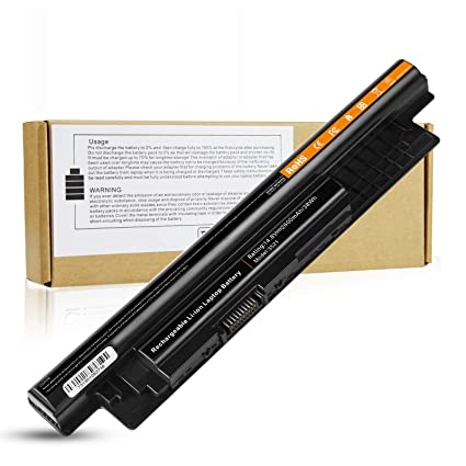 17a54a2eca7 Amazon.com  Laptop Battery Replacement for Dell Latitude 15 3000 ...