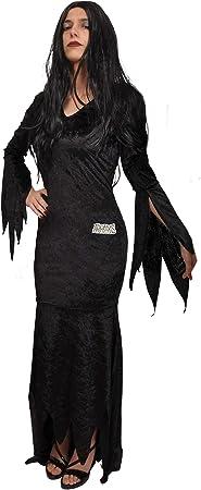 Ciao 11140 - Disfraz de Mortissia Addams Family, talla única, color ...