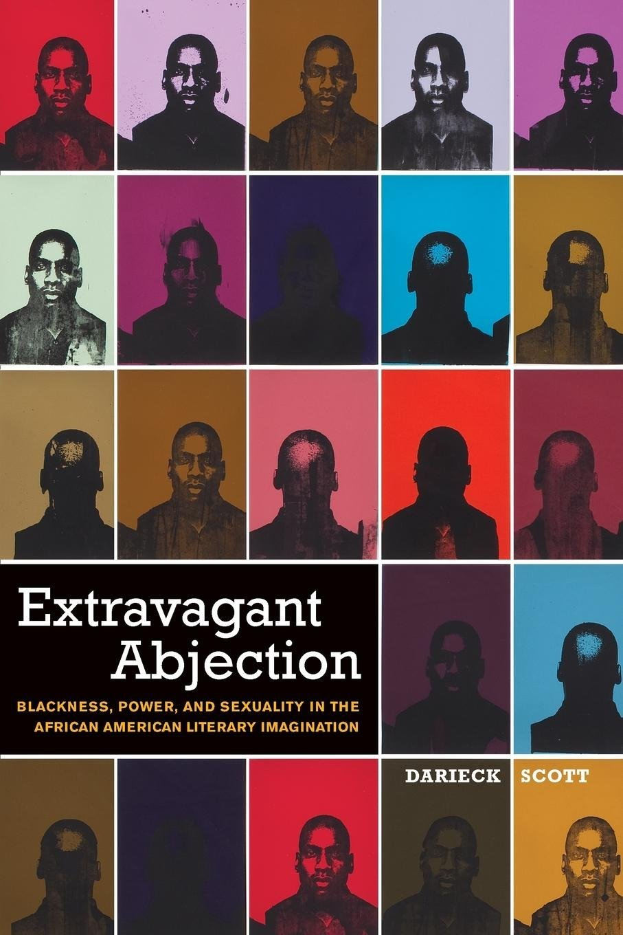 Download Extravagant Abjection: Blackness, Power, and Sexuality in the African American Literary Imagination (Sexual Cultures) ebook