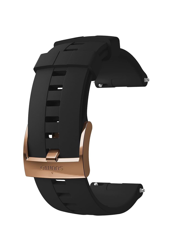 Suunto Spartan Sport WHR, Cinturino Unisex-Adulto, Black/Copper, Taglia Unica SS023313000