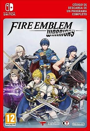 Fire Emblem Warriors | Switch-Download Code: Amazon.es: Videojuegos