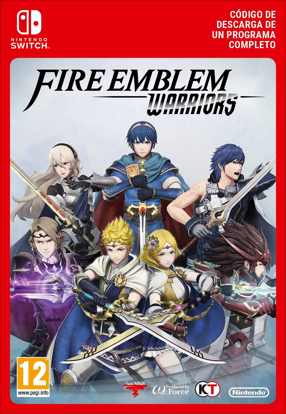 Fire Emblem Warriors | Switch-Download Code: Amazon.es ...