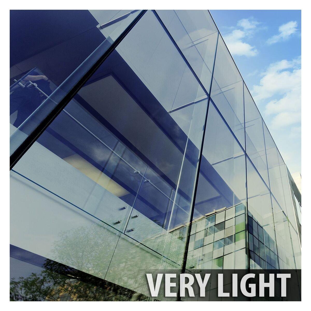 BDF NSN70 Window Film Transparent Ultra High Heat Rejection & UV Cut NSN 70 (Very Light) - 36in X 14ft