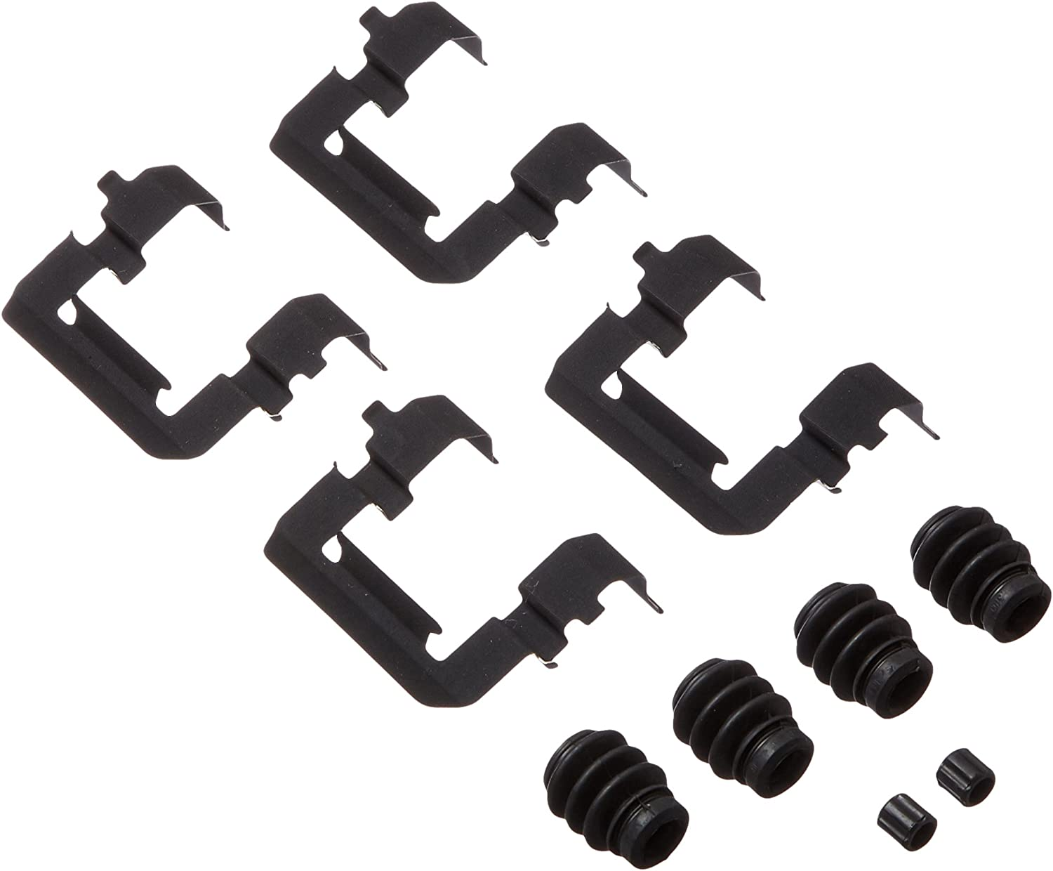 Carlson P1295 Front Disc Brake Hardware Kit