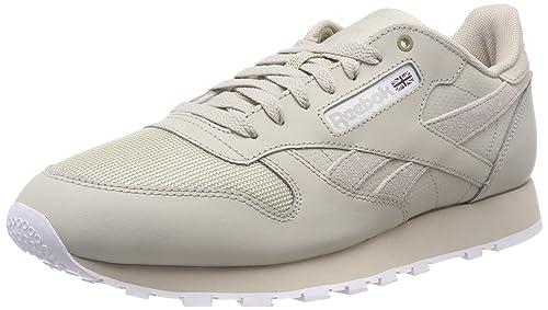 Reebok Cl Leather Mu, Zapatillas para Hombre