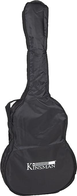 KINSMAN KCB11 - Funda para guitarra clásica: Amazon.es ...