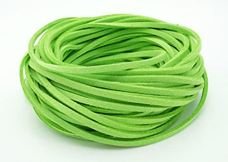 Soft Faux Leather string cord 3mm x 3m