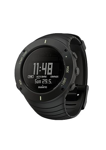 Suunto Core Ultimate Watch (Black)  Amazon.in  Sports bf3b5ca802