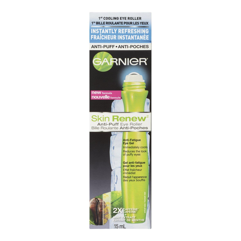 Garnier Nutritioniste Skin Renew Anti-Puff Eye Roller, 15ml
