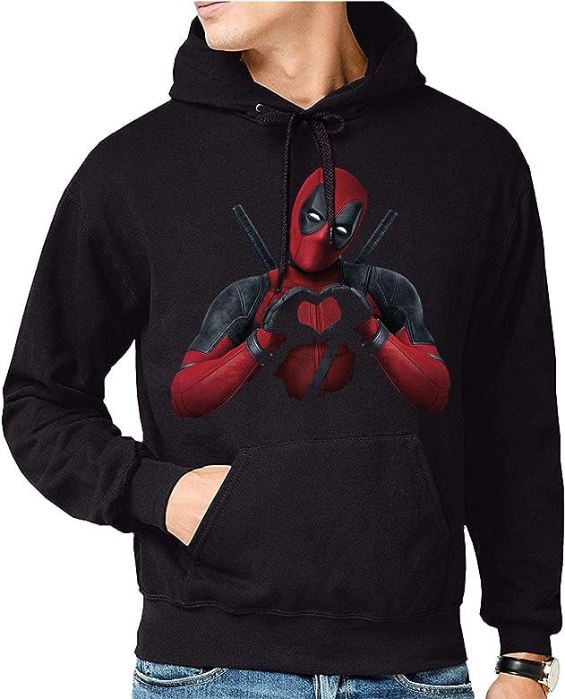 lo hizo vóleibol agencia  Camiseta de Hombre Deadpool Comic Marvel Ropa especializada Ropa de cine y  TV