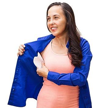 Ultra Thin Underarm Sweat Pads: Armpit Sweat Pads for Men and Women -  Disposable Anti Sweat Dress