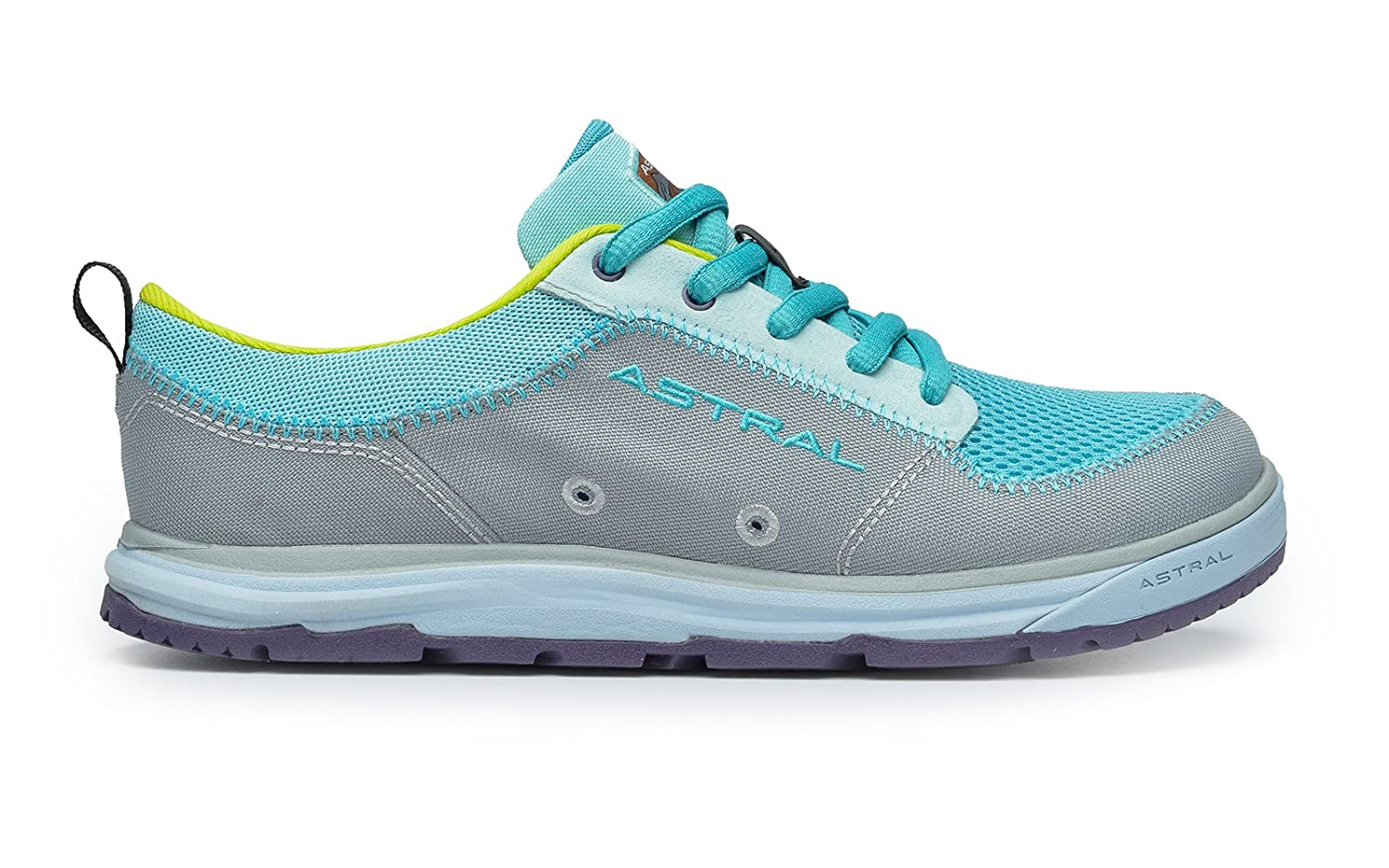 Astral Brewess 2.0 Women's Water Shoe B079C4KJP5 6.5|Turquoise/Gray