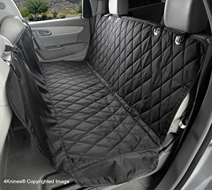 Seat Covers For Trucks >> 4knines Dog Seat Cover With Hammock For Cars Trucks And Suvs Heavy Duty Non Slip Waterproof Usa Based