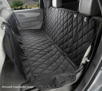 4knines Dog Seat Cover With Hammock For Cars Trucks And Suvs Usa Based