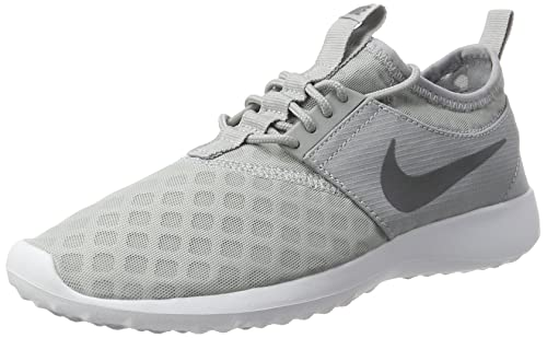 Nike Wmns Juvenate, Zapatillas de Deporte para Mujer, Gris (Wolf Cool Grey-White), 38 EU: Amazon.es: Zapatos y complementos