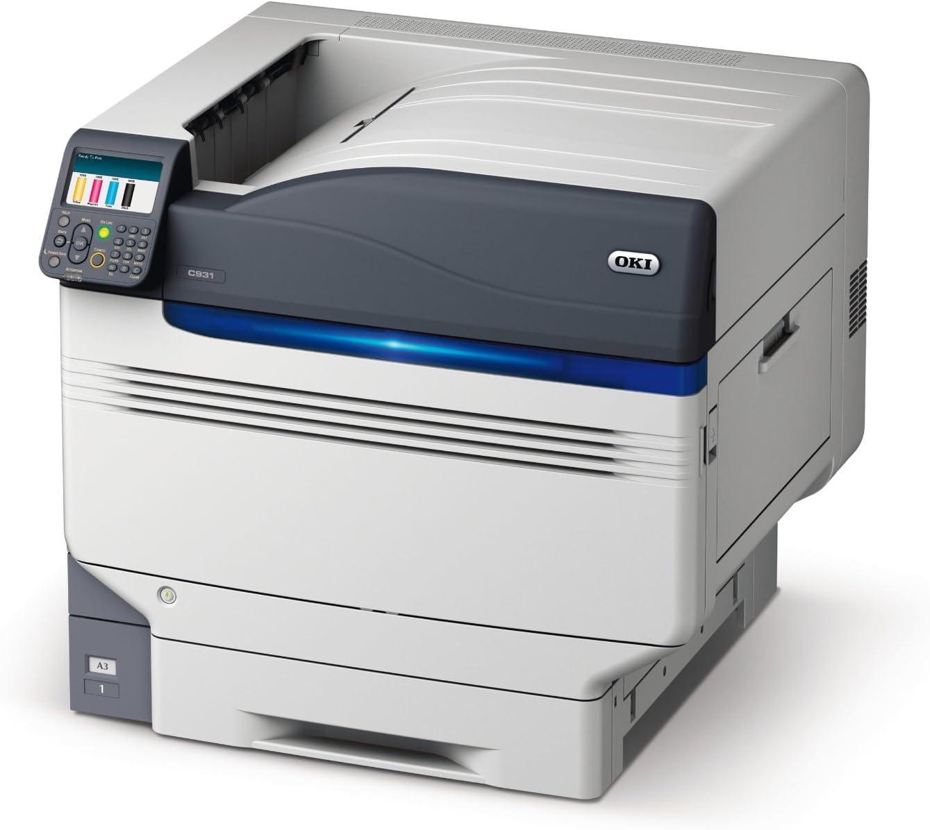 OKI C931 Color 1200 x 1200 dpi A3 - Impresora láser (Laser, Color ...
