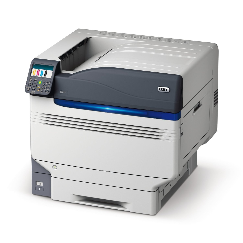 OKI C931 - Impresora láser (1200 x 1200 dpi, B/N 50 ppm, Color 28 ...