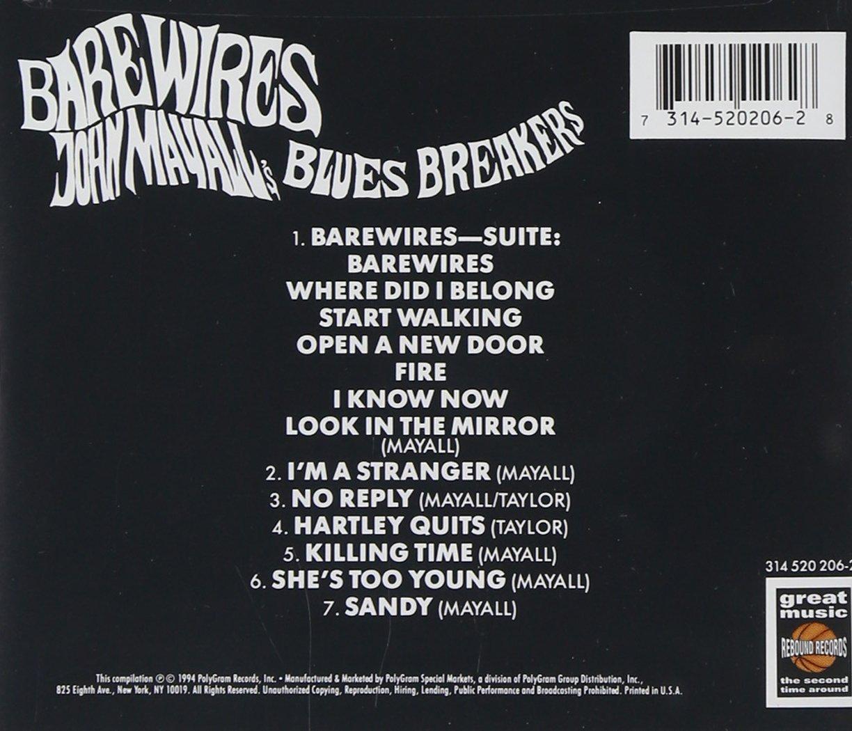 Bare Wires: Amazon.co.uk: Music