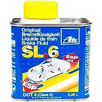 ATE SL6de líquido de frenos DOT4, 250ml