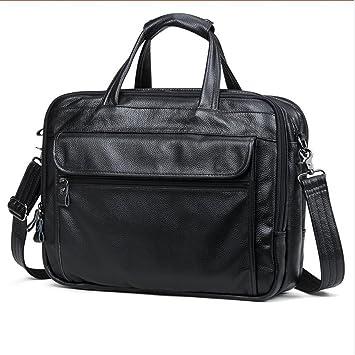 28f9af462baee Meaeo Männer Tasche Männer Laptop Aktentasche Business-Tasche Männer  Handtasche Schultertasche Messenger Bag