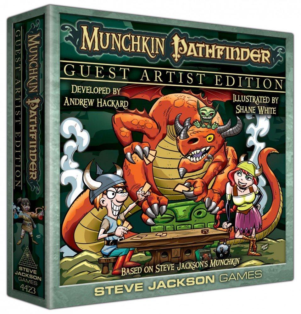 Steve Jackson Games sjg04423 - Munchkin Pathfinder Guest ...