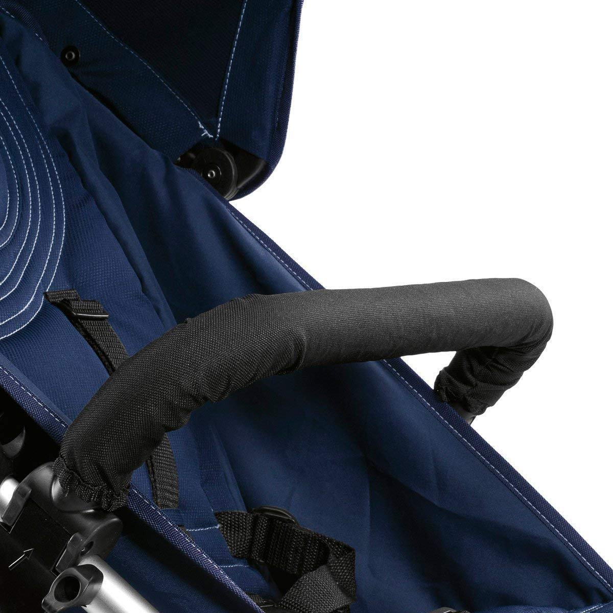 Chicco 6061760990000 Lite Way - Barrera protectora con gel, para silla de paseo, color antracita: Amazon.es: Bebé