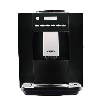Cafetera automática de expreso, máquina de café, espresso, cappuccino, café con leche CB300S negro: Amazon.es: Hogar