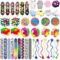 44 Pc Party Favor Toy Assortment for Kids Party Favor, Birthday Party, School Classroom Rewards, Carnival Prizes, Pinata…