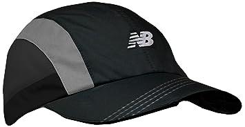 New Balance NB3020 TRI-VIZ Men's CAP Black: Amazon.co.uk: Sports ...