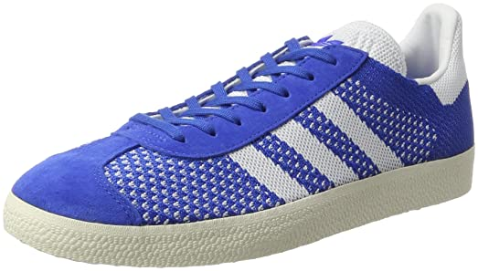 Adidas Originals Gazelle PK Mens Running Trainers Sneakers Shoes (US 8, Blue  (Blue
