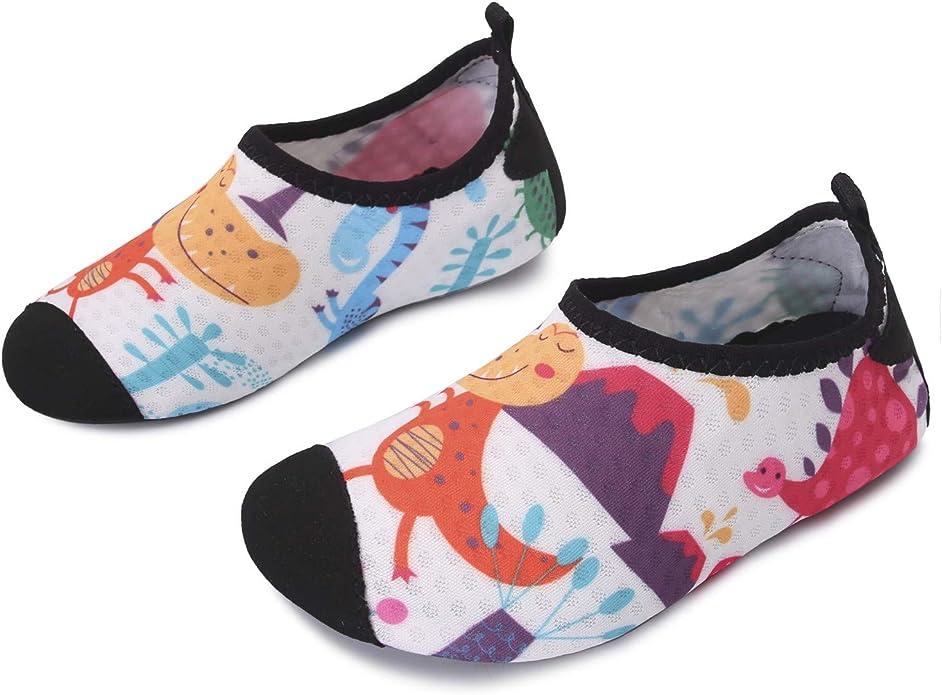 L-RUN Boys Girls Water Shoes Kids