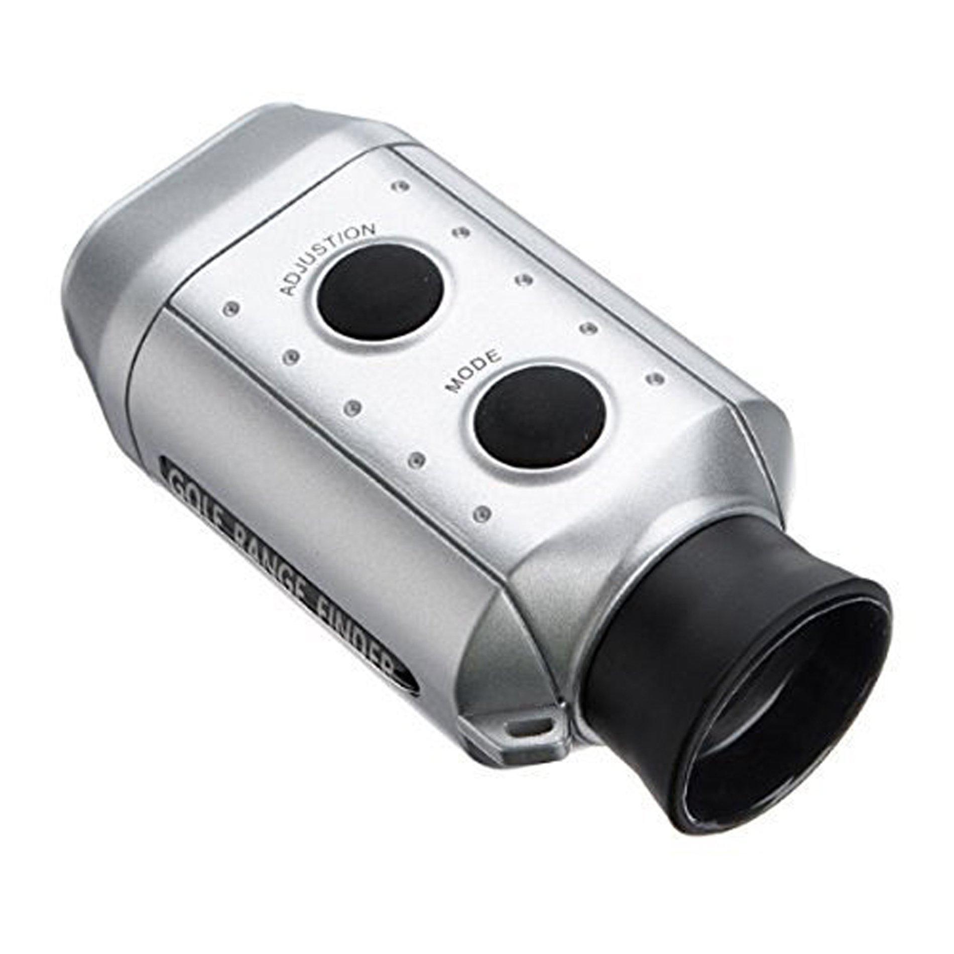 POSMA GF200 Golf Rangefinder Scope Digital Pocket 7x Zoom Golf Range Finder Magnification Distance Measurer by IDS Home (Image #5)