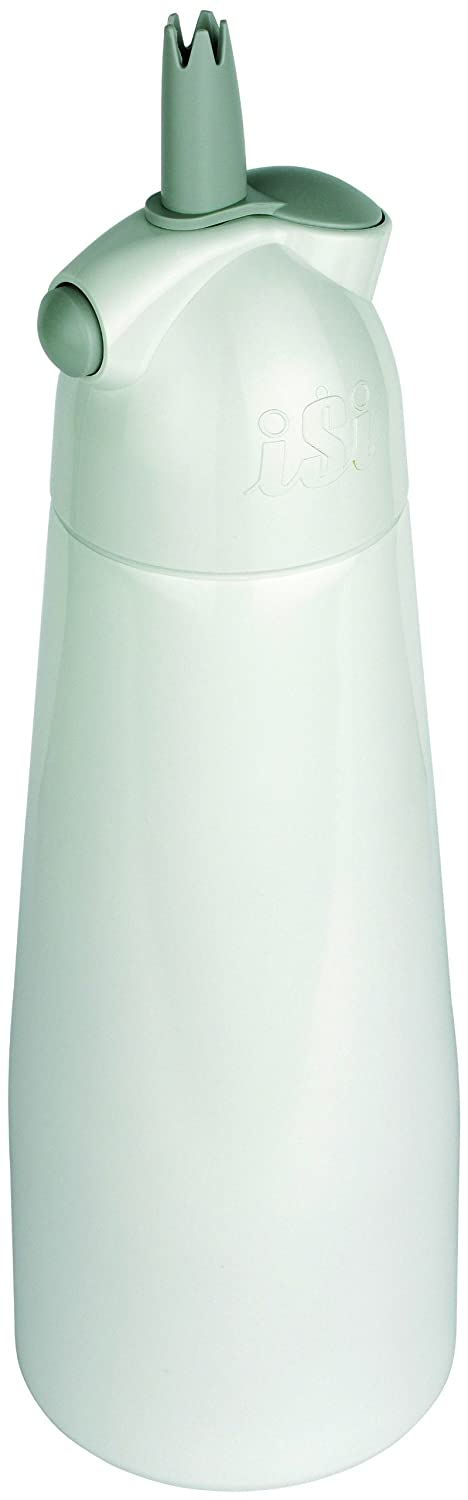 iSi North America Easy Whip Whipped Cream Dispenser - White 1506