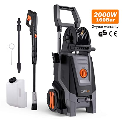 Power Washing Machine >> Pressure Washer 160bars 2000w 450l H Full Copper Motor Pump Jet